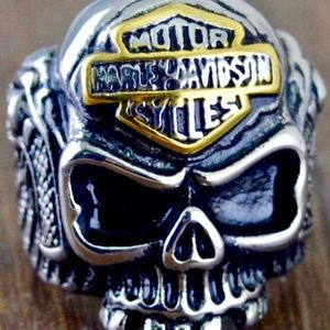 CLOSEOUT!!! Harley Davidson Ring $7